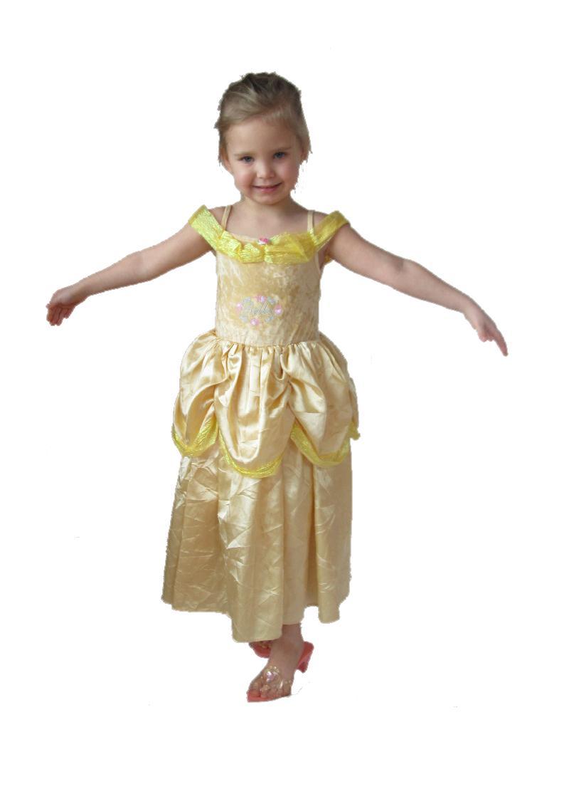 Belle hercegnő jelmez- Szépség és a szörnyeteg Disney 10bd5c02ba