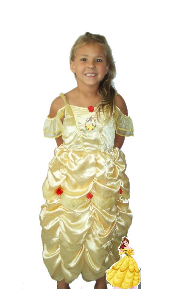 Belle hercegnő jelmez ( Szépség és a Szörnyeteg)  8074e3af3b